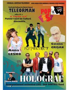 Teleorman Pop Fest ediţia a 49-a