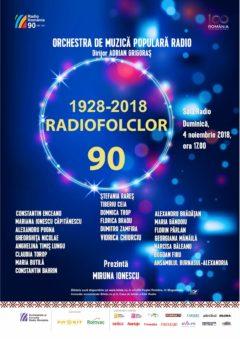 90 de ani de la înființarea Radio România