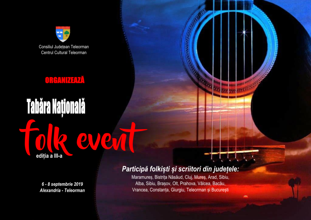 Afis folk event 2019