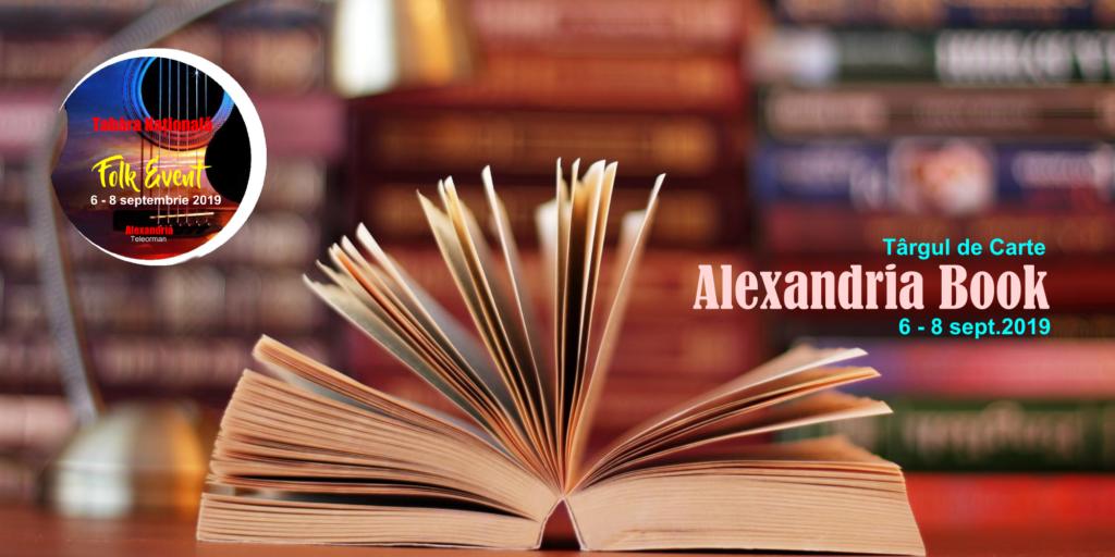 logo - alexandria book 2019