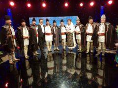 """Grupul """"Burnasul"""" în """"Tezaur folcloric"""""""