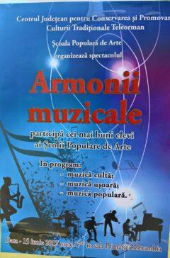 Armonii muzicale