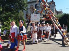 Festivalul Internaţional de Folclor ''Muzici şi Tradiţii în Cişmigiu''